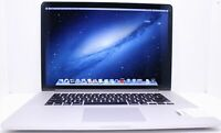 "A1398 MacBook Pro Retina 15"" Early 2013 DG i7-3635QM/16GB/256GB C-Stock"