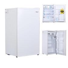 SMAD 3.3 Cu Ft Refrigerator Fridge Freezer Home Kitchen Freestanding Cooler US
