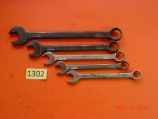 New ListingVintage Lot Tools Proto Combination Wrenches 1302