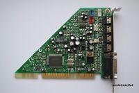 HP Multimedia Pro 16V-A Aztech AZT2320 OPL3 ISA Sound Audio Card