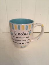 Personalized ALEXANDRIA Coffee Mug Poem by Ganz Pretty!