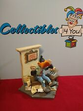 Warner Bros Exclusive Rare Looney Tunes Daffy Duck Resin Sculpture