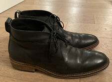 Cole Haan Men's Black Boots Size 11 M