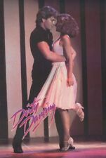 DIRTY DANCING MOVIE POSTER Patrick Swayze RARE HOT NEW