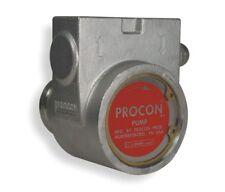 Procon 115b190f31ba 250 12 Stainless Steel Rotary Vane Pump 210 Max Gph