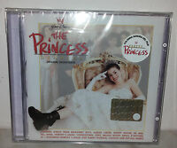 CD THE PRINCESS DIARIES - WALT DISNEY ORIGINAL SOUNDTRACK - NUOVO NEW