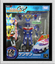 Takara Tomy Transformers GO! Swordbots Samurai Team G01 Kenzan Police car in USA