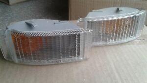 Ford Sierra XR4 XR4Ti Merkur Turn Ligth Corner Light Set X2 (Left & Right)