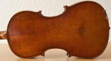 old violin 4/4 geige viola cello fiddle label GIOVAN PAOLO MAGGINI