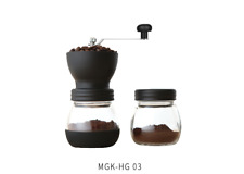 Coffee Bean Grinder Hand Mill Washable Stainless Steel Hand Coffee Grinder New