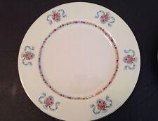 Haviland New York Made In America ST. REGIS BLUE Gold Trim Dinner Plate EUC!