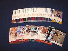 2011 PANINI GRIDIRON GEAR FOOTBALL 77 CARDS WITH ROOKIES AND INSERTS (M317-4)