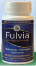 Fulvia 2 - Anti-Aging Formula With Humic and Fulvic Acid by Joy to Live - New Im