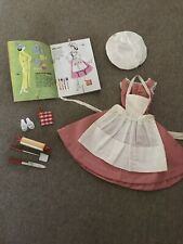 "Vintage 1959 - 1962 ""Barbie-Q"" TM Outfit #962 • Complete & NEAR MINT Clothes"
