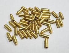 50 Grain Gold Tip FACT Arrow Weight Screw Combo (60 pcs) .246 shaft FOC Brass gr