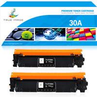 2x Toner Compatible for HP CF230A 30A Laserjet Pro M227fdn M203dn M203dw M227fdw