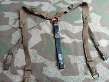 WW2 German DAK Y Straps=Africa corp Rommel=for Reenactors--WH-REPRO-Made in EU!