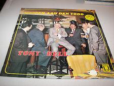 Tony Bell Moppen aan den Toog LP NM Omega 333.102 Comedy Belgium