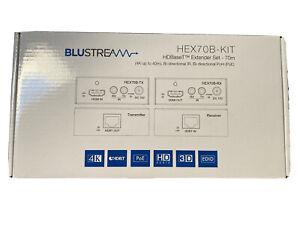 Blustream HEX70B - KIT HDBASE T Extender 70m
