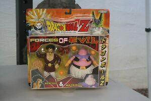 2003 DragonBall Z Forces of Evil , HERCULE & MAJIN BUU  2-Pack Figure Set JAKKS