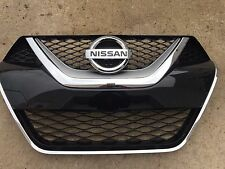 NEW OEM 2016-2018 NISSAN MAXIMA FACTORY GRILLE - W CAMERA - COMES WITH EMBLEM