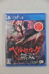 NEW PS4 Berserk MUSOU 烙印戰士 無雙 (Japanese Version)