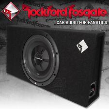 Rockford Fosgate Prime R2S-1X12 flach Gehäusesubwoofer 30cm Bass Subwoofer