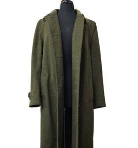 Ladies Austrian Overcoat Trench Coat Size 16 EU44