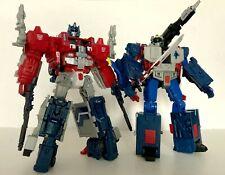 Transformers Takara Legends LGEX God Ginrai (Optimus Prime + God Bomber)