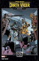 STAR WARS DARTH VADER #7 SPROUSE EMPIRE STRIKES BACK VAR Marvel