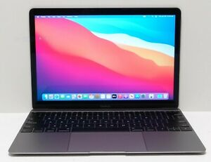 "Apple MacBook 12"" Core i7 1.4GHz 16GB 512GB SSD (2017) Space Gray"