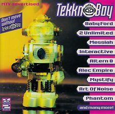 TEKKNO BOY / 2 CD-SET - TOP-ZUSTAND