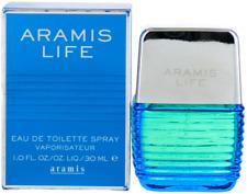 Life By Aramis For Men EDT Cologne Spray 1oz Shopworn New