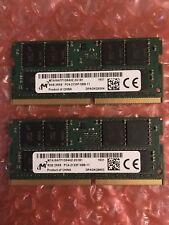 16GB PC4 laptop RAM DDR4 memory 2 x 8GB 2Rx8 PC4-2133P SBB-11 Laptop SO-DIMM