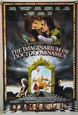 THE IMAGINARIUM OF DOCTOR PARNASSUS DS ROLLED ORIG 1SH MOVIE POSTER (2009)