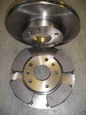 FREELANDER 1.8,2.5,2.0 TD4 FRONT BRAKE DISCS AND PADS 2001-'06 NEXT DAY DELIVERY