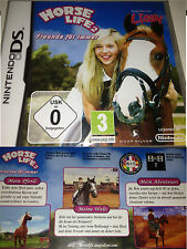 Horse Life 2 Freunde Forever Nintendo Ds Adventure Game Horses Game Competition