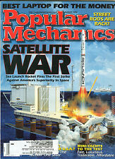 Popular Mechanics  Aug 1999 - Satellite Warfare - Honda S2000 -  Yamaha Big Bear