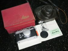 Leica M3 with 50mm f3.5 Elmar  #782584