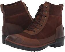Zapatos de Cuero para mujeres Ugg Cayli & Gamuza Pato Botas de lluvia 1095160 Coconut * Nuevo *