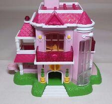 Pink Barbie Dream House SQUINKIES Dispenser Playset Building