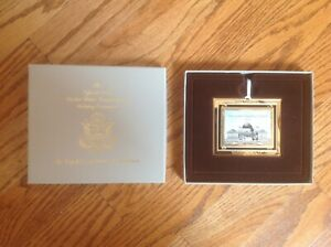 United States Congressional Holiday Christmas Ornament 2003 Capitol's Milestones