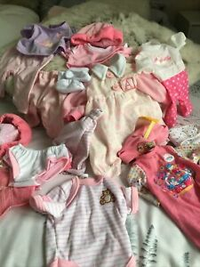Baby Annabell Doll Clothes Bundle Good Condition Doll Size 9 Inch Baby Born 🎄