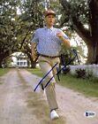 Tom Hanks Autographed 8 x 10 Forrest Gump Driveway Run Photo Beckett BAS COA