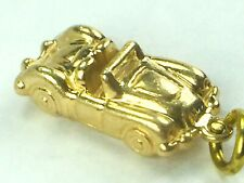 New listing 14Kyg 3D luxury charm by Michael & Anthony .2.4gm.