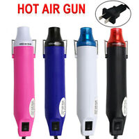 110V 300W Heat Gun Electric Hot Air Gun Kit Hot Wind Blower Tools DIY Portable