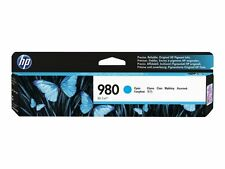 D8J07A HP 980 Ink Cartridge Cyan