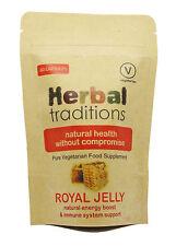 Jalea Real cápsulas - 100% Vegetal & Halal