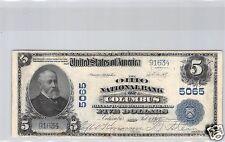 ESTADOS UNIDOS NACIONAL MONEDA $5 DÓLARES 1902 COLUMBUS
