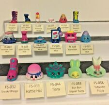 Shopkins Fashion Spree Pick one (1) you choose New removed from package Moose
